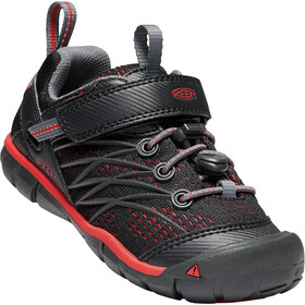 Keen Chandler CNX Schoenen Kinderen, zwart/rood